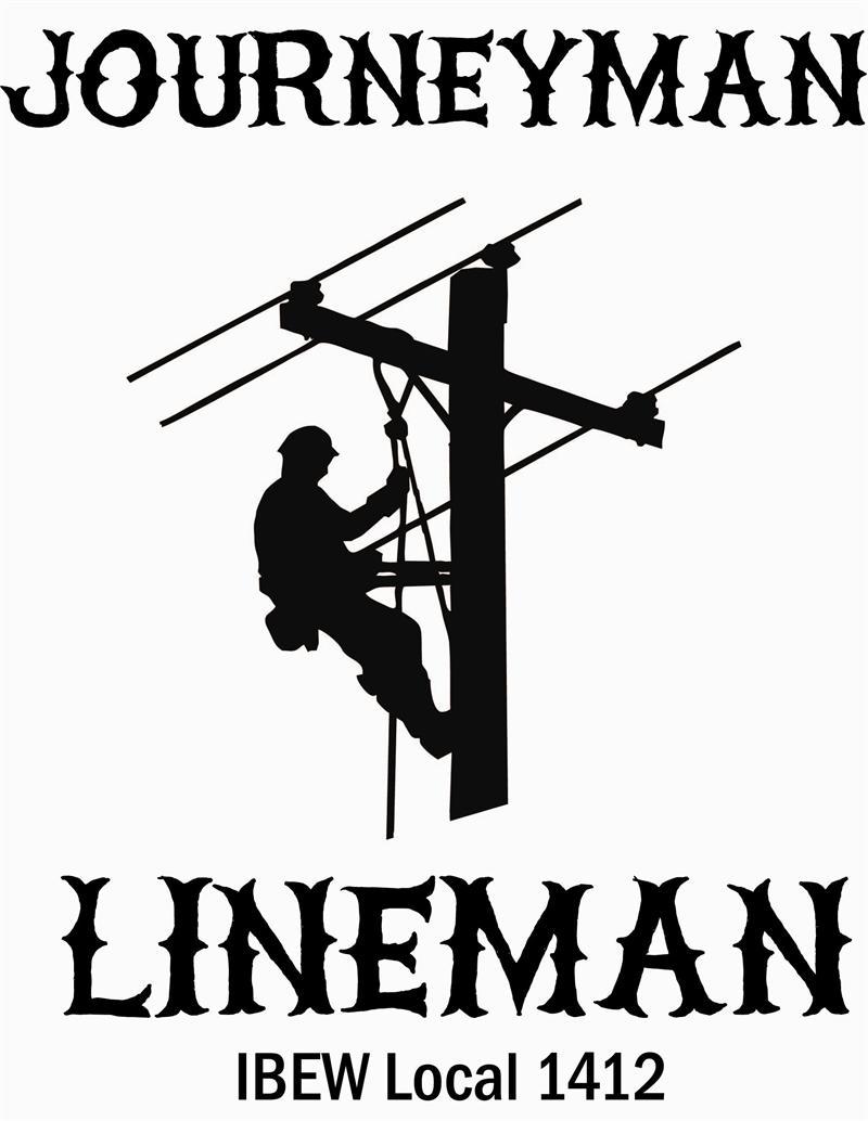 journeyman lineman with local