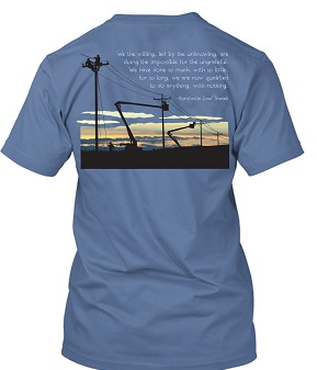 We The Willing Shirt
