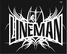 Lineman Tribal Vinyl Decal