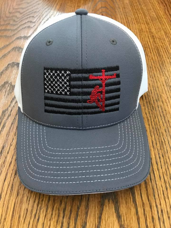 Patriot Lineman Hat Fitted