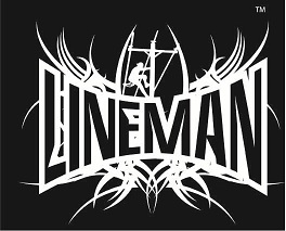Lineman Tribal Vinyl Decal